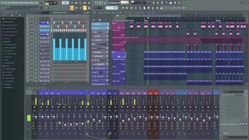fl studio full crack-5