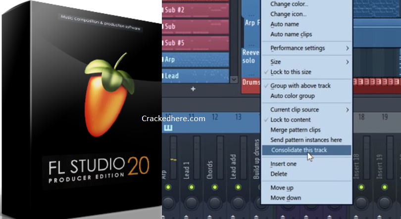 fl studio 20 crack-5