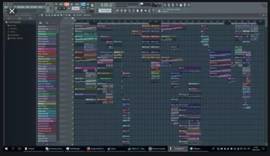 fl studio full crack-8