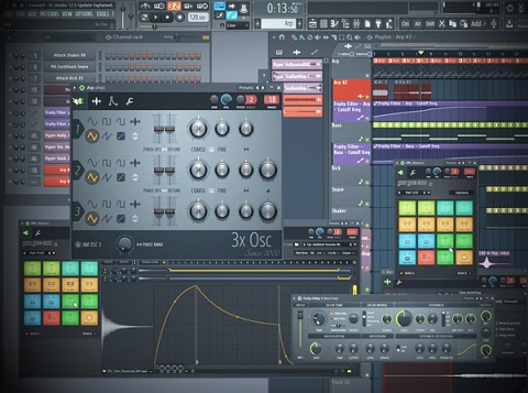 fl studio 20 crack-8