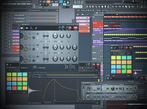 fl studio full crack-9