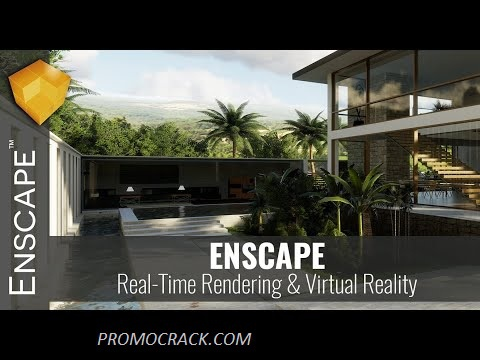 enscape 2.5 full crack-0