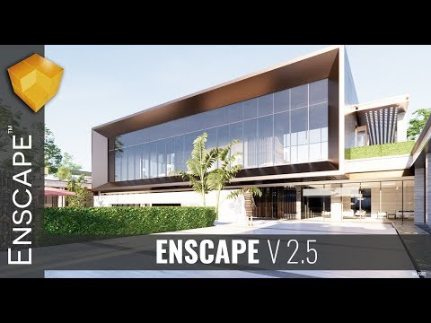 enscape 2.5 full crack-4