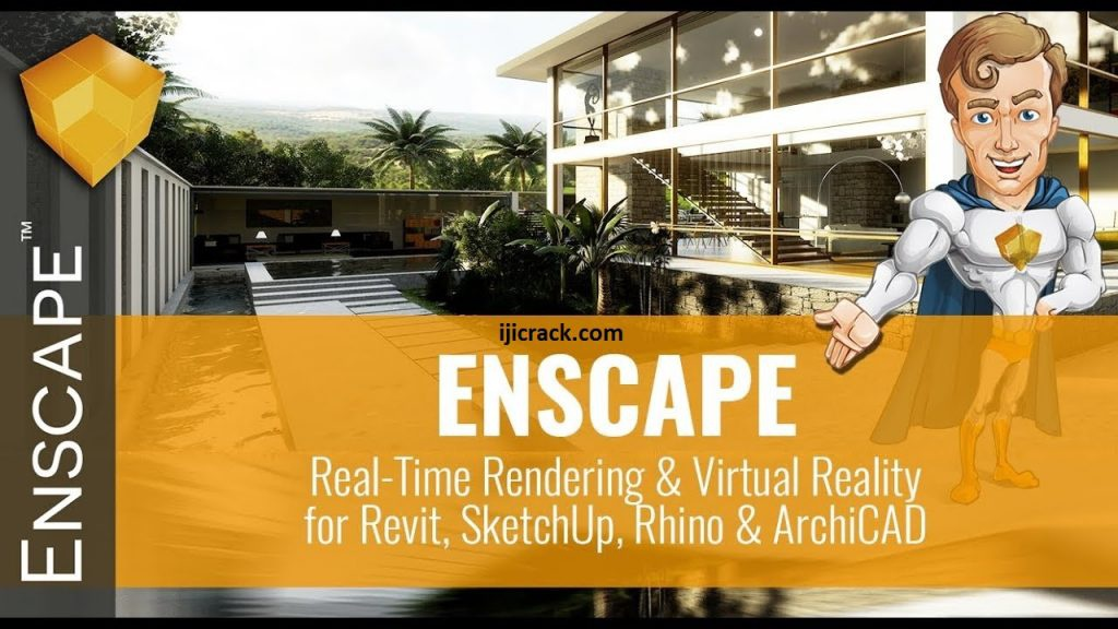 enscape 2.5 full crack-5