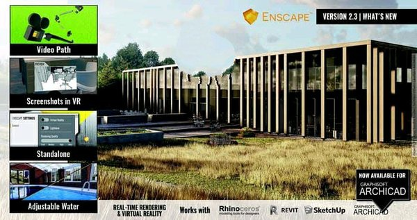 enscape 2.5.2 full crack-7