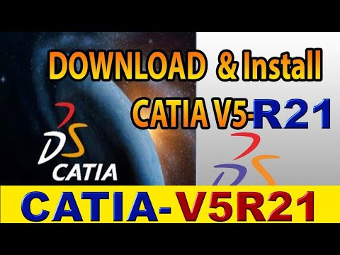catia v5r21-5