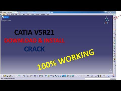 catia v5r21-6