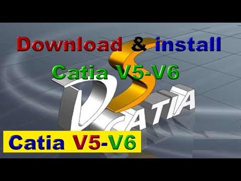 download catia v5r21 32bit full crack-6