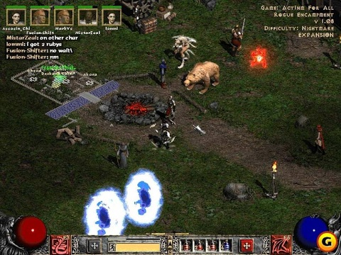 diablo 2 lord of destruction full-2