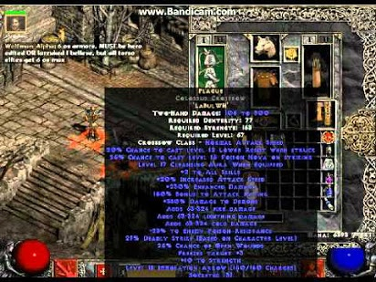 diablo 2 lord of destruction 1.13d full-2