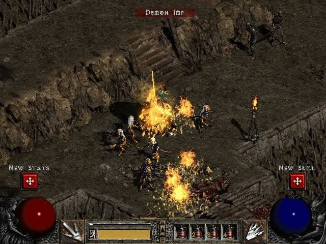 diablo 2 lord of destruction 1.13d full-5