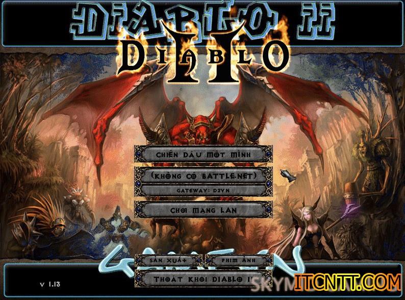 diablo ii lord of destruction full + việt hóa-2