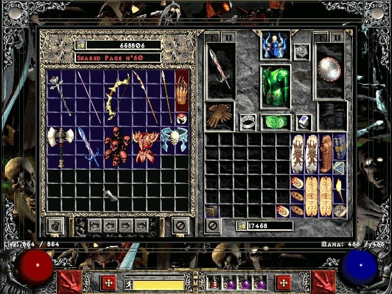 tải game diablo 2-3