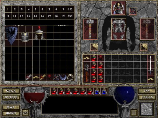 diablo mod-1