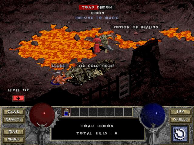 diablo mod-4