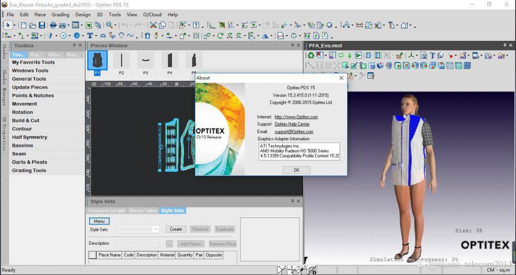 download optitex 15 full crack-6