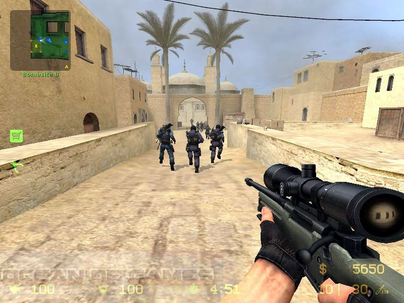 download counter strike source-3
