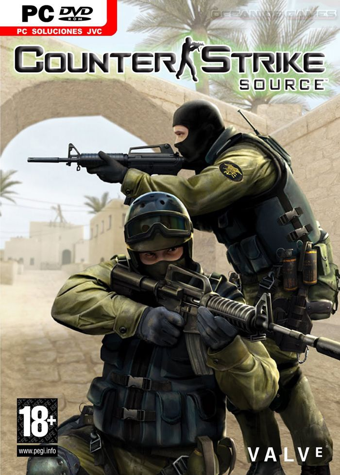 download counter strike source-7