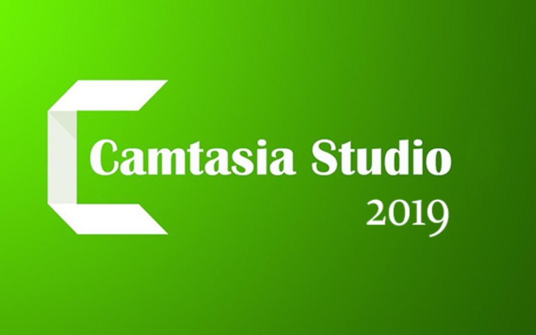 camtasia studio 2019-8