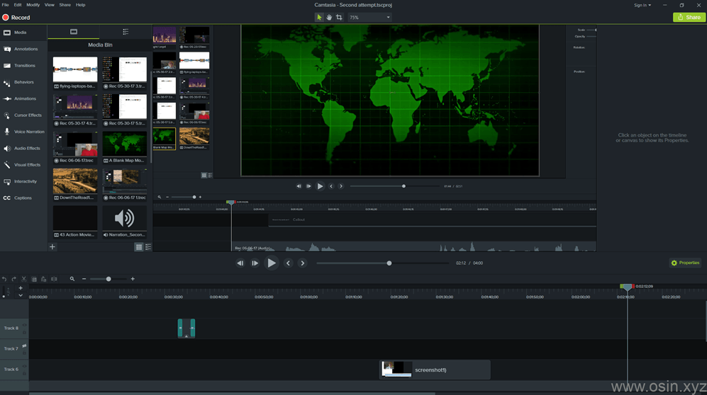 camtasia studio full-9
