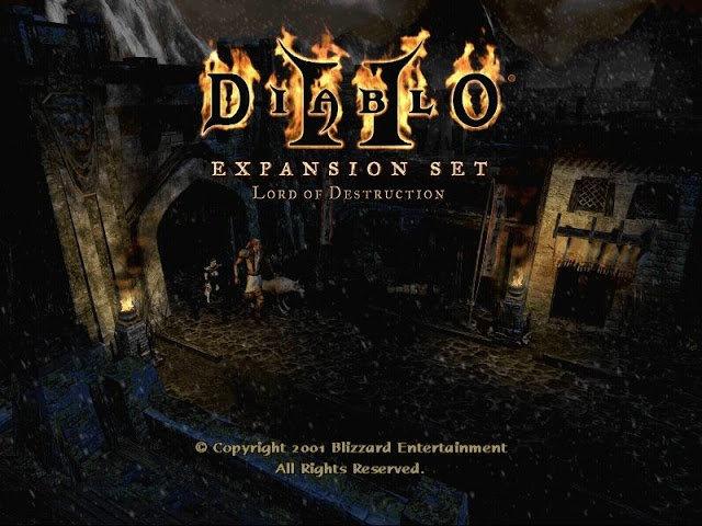 download diablo 2 lord of destruction (bản gốc)-2