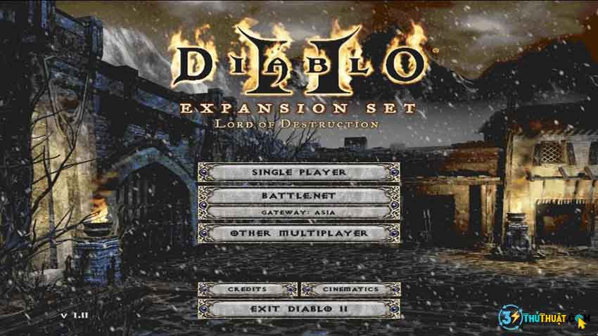 download diablo 2 lord of destruction (bản gốc)-5