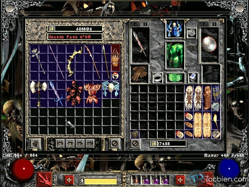 download diablo 2 lord of destruction (bản gốc)-6