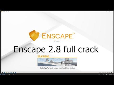 enscape sketchup full crack-9