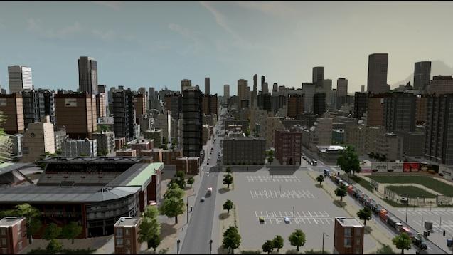 city skyline crack-0