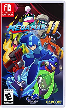 download megaman 11-8