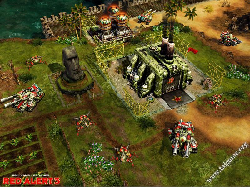 tải red alert 3 uprising-3