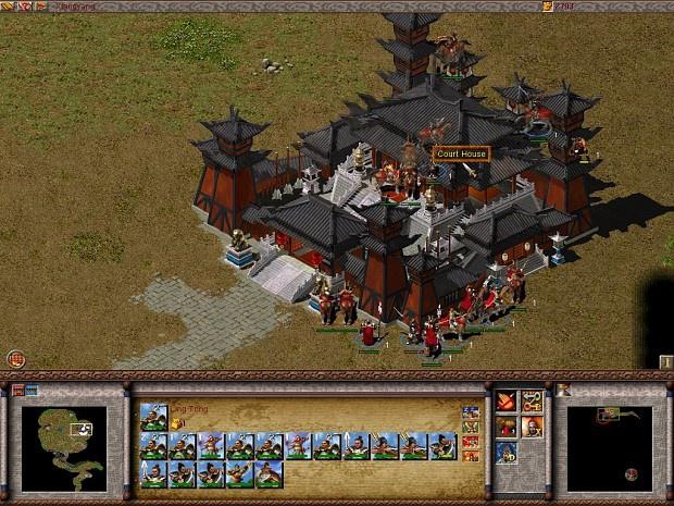 dragon throne – battle of red cliffs-1