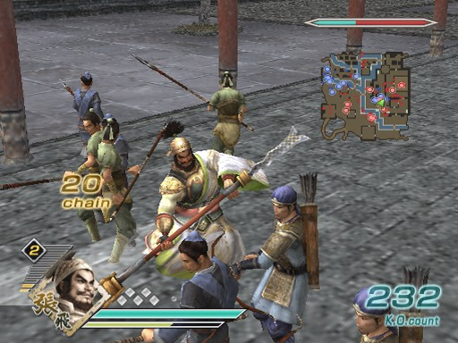 game dynasty warriors 6-0