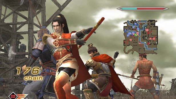game dynasty warriors 6-2