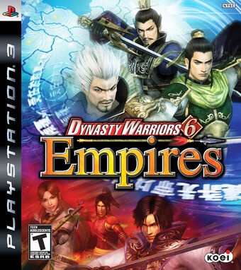 game dynasty warriors 6-4