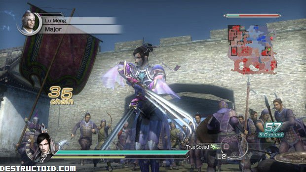 game dynasty warriors 6-5