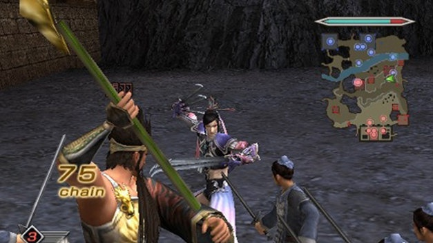 game dynasty warriors 6-8