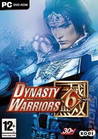 dynasty warrior 6 pc-1