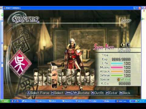 dynasty warrior 6 pc-2