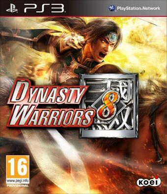 down dynasty warriors 8-2