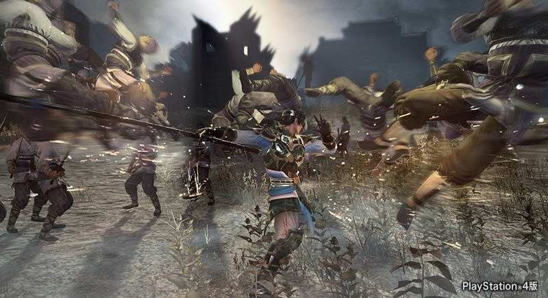 download dynasty warriors 8 full crack-8