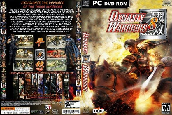 download dynasty warriors 8 full crack-9
