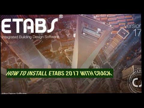 etabs 2017 full crack-3