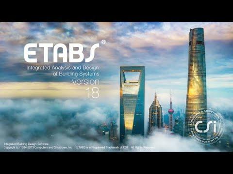 etabs 2018 full crack-1