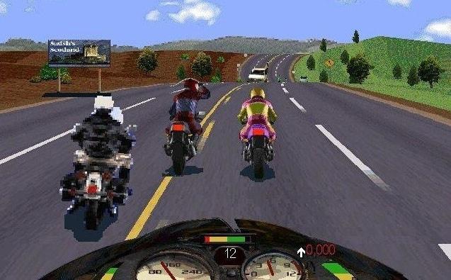 road rash-0