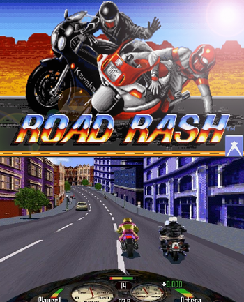 road rash-2