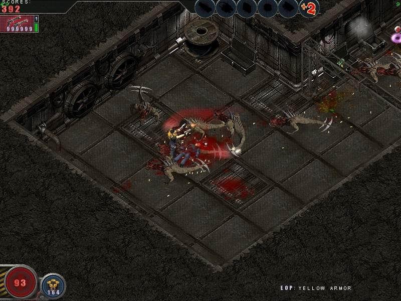 download game alien shooter 4-3