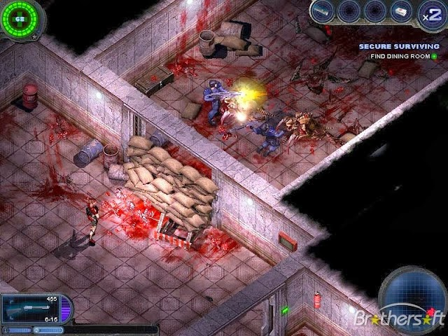 download alien shooter 2 full-8