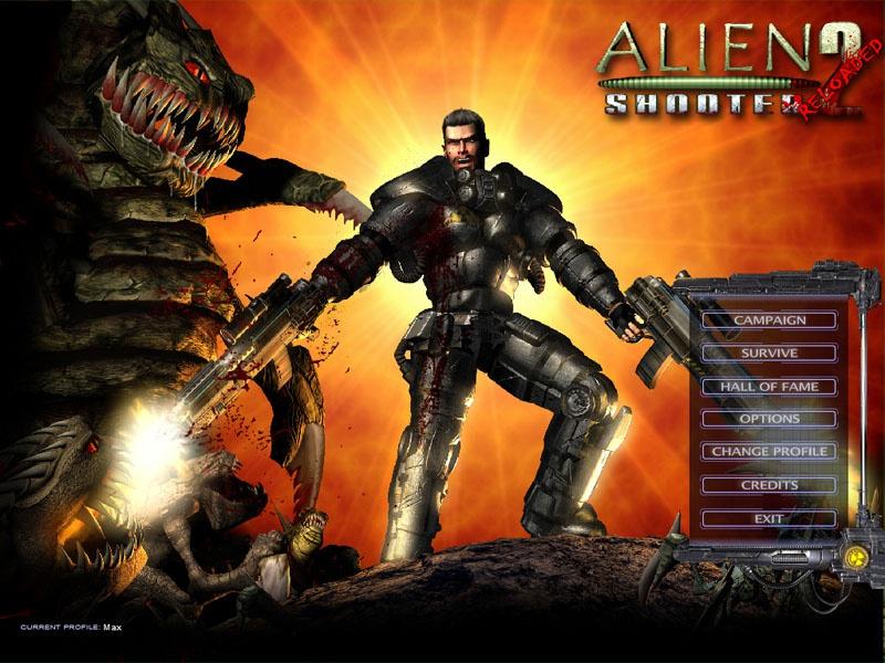 download game alien shooter 4-8