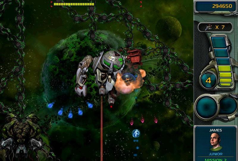 download game alien shooter 4-9